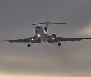 В Москве аварийно приземлился Ту-154: двое погибших