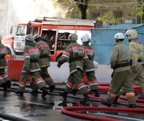 Крупный пожар в Москве убил семь человек