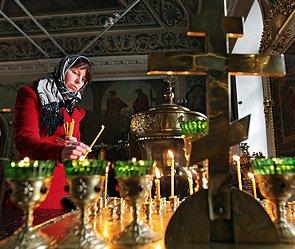 Ограбившего храм в Москве засняли на видео