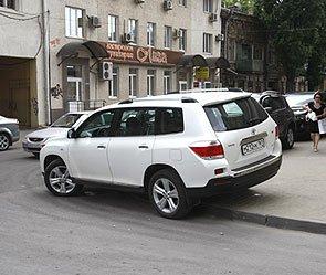 Парковка в Москве стала платной