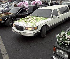 В Москве открыли стрельбу на свадьбе