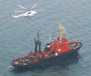 Спасатели погибли в поисках моряков