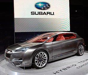 Subaru отзывает тысячи автомобилей из-за дефекта