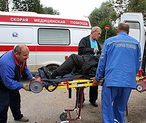 Под Самарой разбился автобус с паломниками