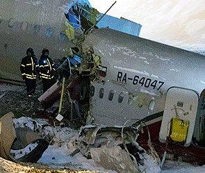 Стюардесса рассказала о катастрофе Ту-204