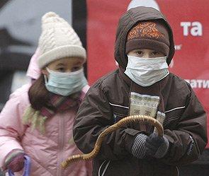 Эпидемия гриппа началась в России