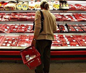 Россия запретила ввоз мяса из США