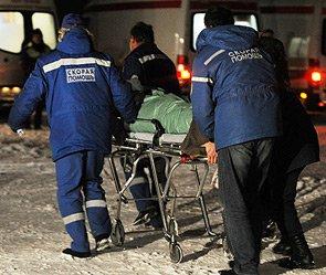 Мужчина остался жив после прыжка с 9-го этажа