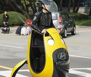 В Корее создали автомобиль будущего
