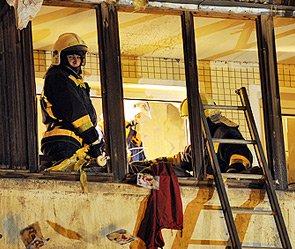 В Москве взрыв в доме убил человека
