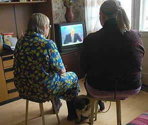 В России появилось общественное телевидение