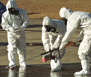 На АЭС в Огайо произошла утечка радиации