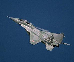 Россия продаст Сирии истребители МиГ-29