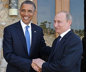 Обама: Путин становится все сильнее