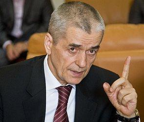 Онищенко обвинил грузин в порче винограда