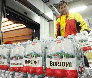 """В московских магазинах стали продавать \""""Боржоми\"""""""