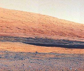 Бактерии начали колонизацию Марса