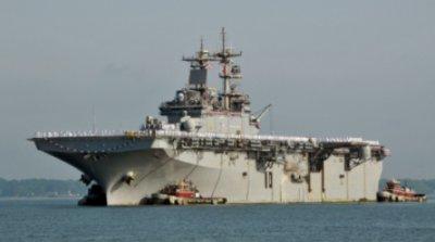 США отправили к Египту десантные корабли