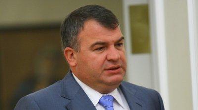 Сердюкова допросили о продаже дворца