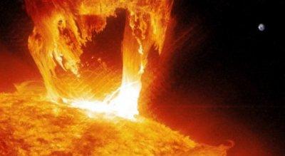 """Магнитное поле Солнца \""""перевернется\"""""""