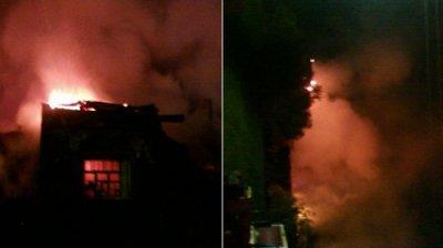 Психбольница сгорела под Новгородом