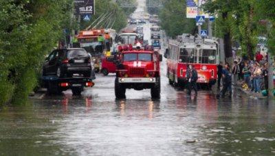 В Приморье затопило 102 тысячи россиян