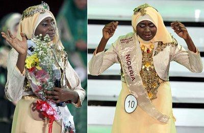 Выбрана самая красивая мусульманка мира