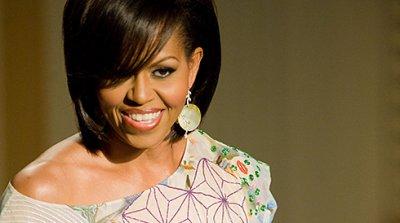 Мишель Обама: Вода спасет от ожирения