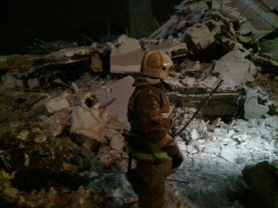 В Удмуртии обрушился жилой дом
