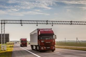 На 1 января 2014 года сеть платных дорог в Беларуси достигнет 933 км