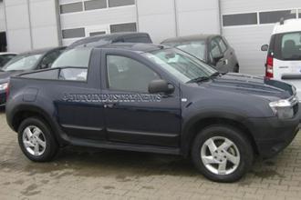 Dacia Duster продается в России пикапом под брендом «Renault»?...