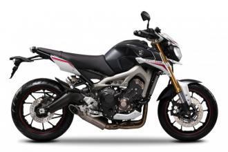 Yamaha показала новый мотоцикл Yamaha MT-09 Street Rally