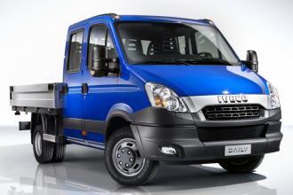 Ресурсные испытания Iveco Daily: более 1 млн км по дорогам Африки без единой поломки