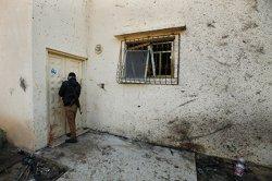 Израиль отомстил палестинцам за обстрел во время похорон Шарона