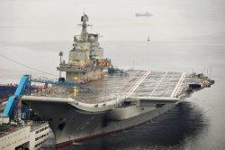 Китай строит четыре суперсовременных авианосца