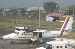 В Непале в джунглях найдены обломки пассажирского самолета