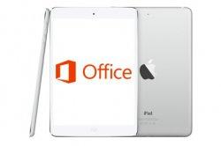 Microsoft готовится выпустить MS Office для планшетов iPad
