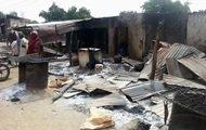 В Нигерии неизвестные сжигали дома и отнимали провизию