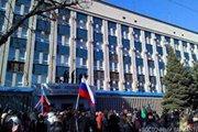 СБУ требует отпустить заложников в Луганске