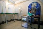 На выборах в Грузии голосует только треть населения