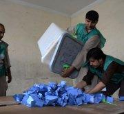 Борьба за президентское кресло в Афганистане