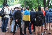 """Акция """"Нет войне"""" состоялась в воскресенье, 15 июня, в Киеве"""