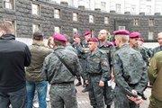 Нацгвардия Украины требует от президента закрыть границу с Россией