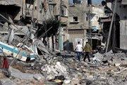 Сколько палестинцев уже погибло за время боев в секторе Газа?