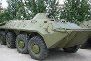 Госпогранслужба Украины получила 10 модернизированных БТР-70