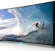 Sony: первый телевизор S9 с вогнутым экраном