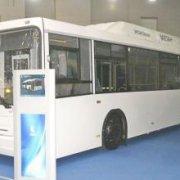 «КАМАЗ» демонстрирует газовый автобус НЕФАЗ-5299-40-51 («Евро-5»)