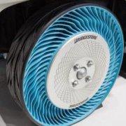 Новые безвоздушные шины Bridgestone Air Free (неспускаемые)