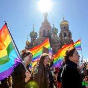 Нападки на россиян из гей-сообщества продолжаются...