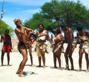 Бушмены (народ на юге Африки) - самый древний народ Земли!!?